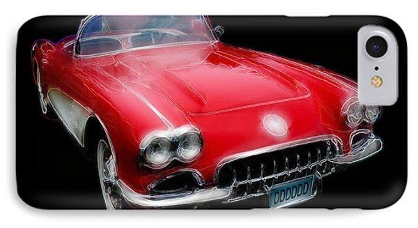 Redvette IPhone Case