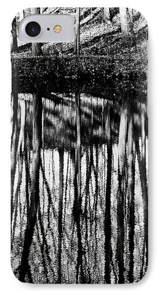 Reflected Landscape Patterns IPhone Case