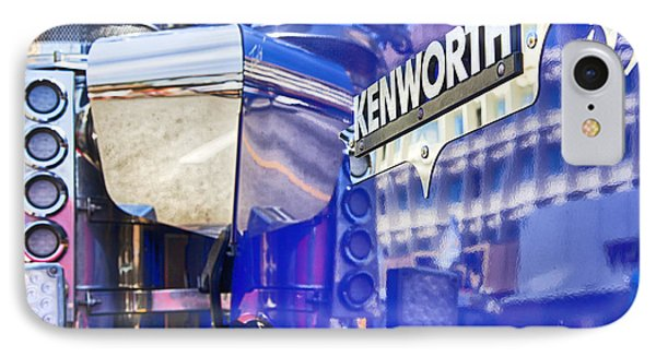 Reflecting On A Kenworth IPhone Case