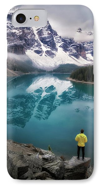 Reflecting On Reflections IPhone Case