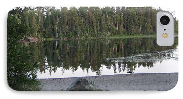 Reflections Lake 1 IPhone Case