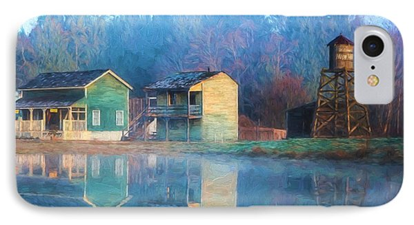 Reflections Of Hope - Hope Valley Art IPhone Case