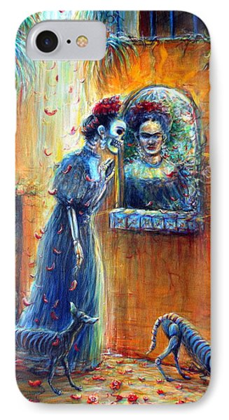 Reflejo De Frida IPhone Case