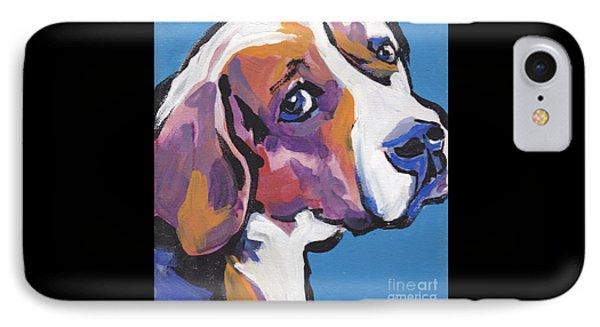 Regal Beagle IPhone Case