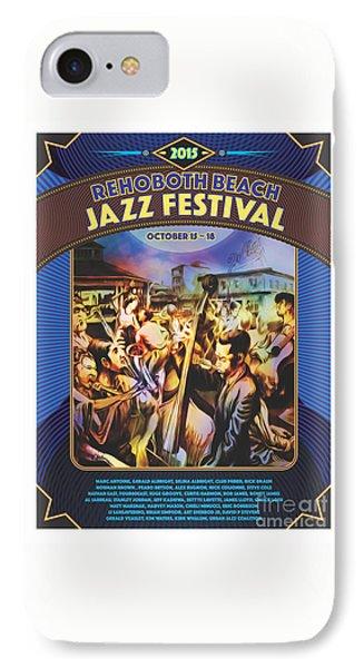 Rehoboth Beach Jazz Fest 2015 IPhone Case