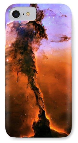Release - Eagle Nebula 2 IPhone Case