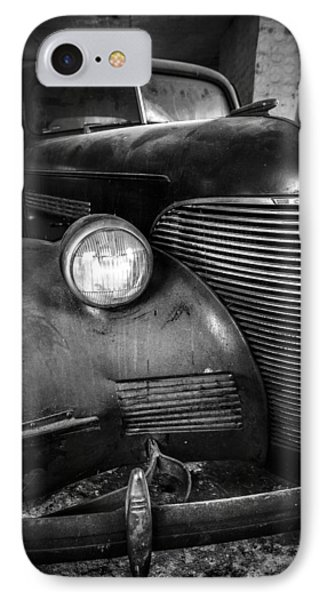 Old Car - Blue Ridge Mountains IPhone Case