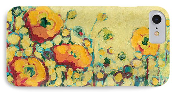 Impressionism iPhone 8 Case - Reminiscing On A Summer Day by Jennifer Lommers