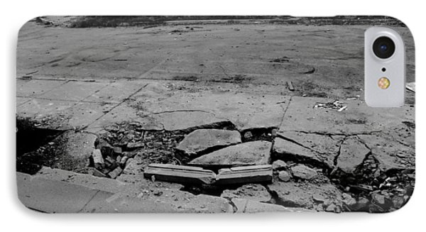 Remains Of The Day  IPhone Case