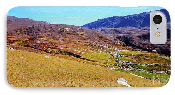 Remote Port - Donegal Ireland IPhone Case