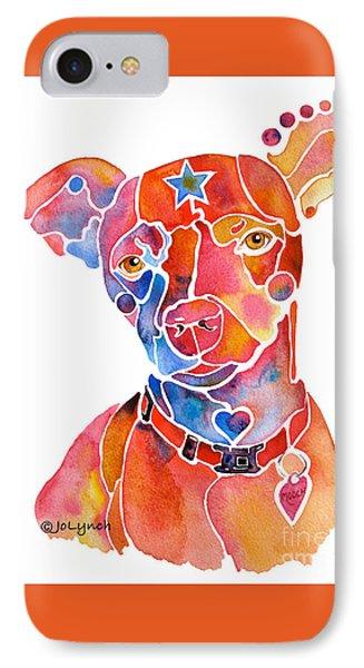 Rescue Dog - Mooch IPhone Case