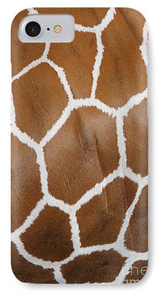 Reticulated Giraffe #2 IPhone Case