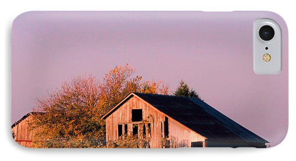 Retired Barns IPhone Case