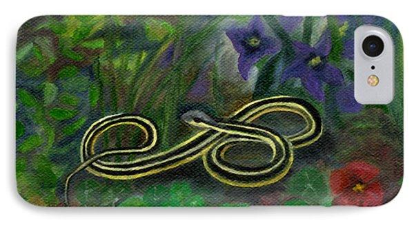 Ribbon Snake IPhone Case
