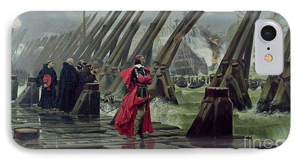 Richelieu IPhone Case