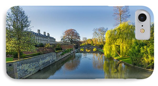 River Cam IPhone Case