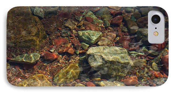 River Rocks IPhone Case