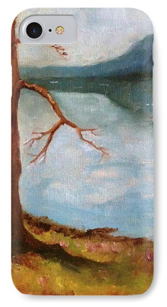 View Of Nebo IPhone Case