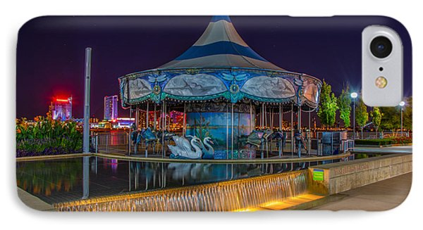 Riverwalk Carousel  IPhone Case