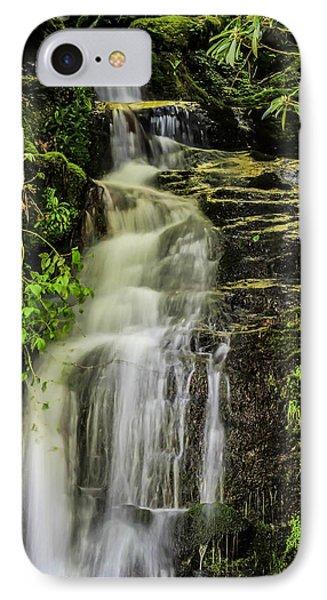 Roadside Waterfall IPhone Case