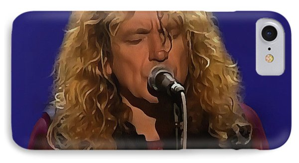 Robert Plant 001 IPhone Case