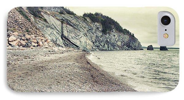 Rocky Coastline IPhone Case