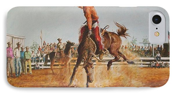 Rodeo IPhone Case