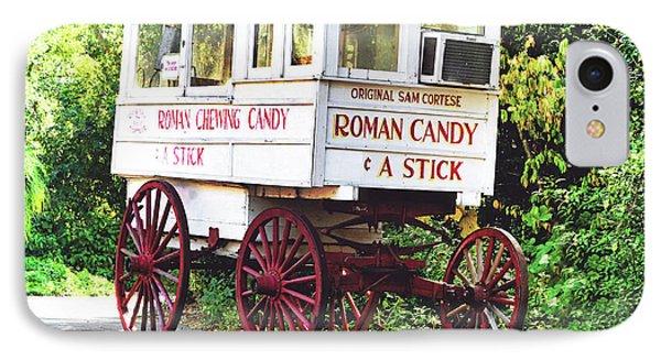 Roman Candy IPhone Case