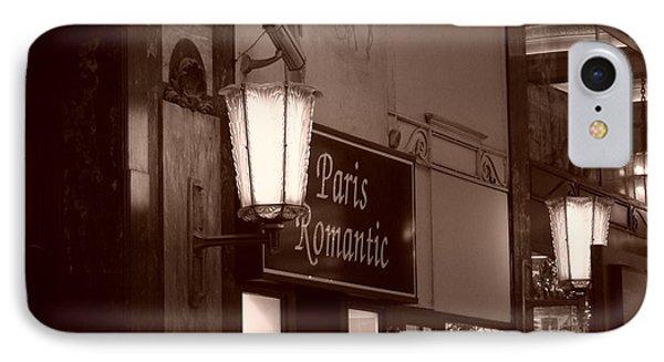 Romantica Parigi IPhone Case