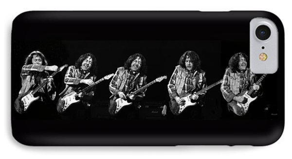 Rory Gallagher 5 IPhone Case