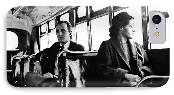 Rosa Parks (1913-2005) IPhone Case