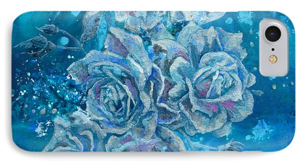 Rosa Stellarum IPhone Case
