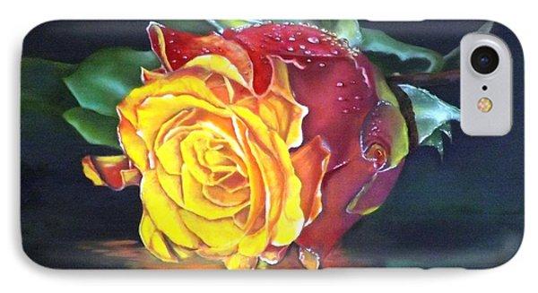 Rose Laura IPhone Case