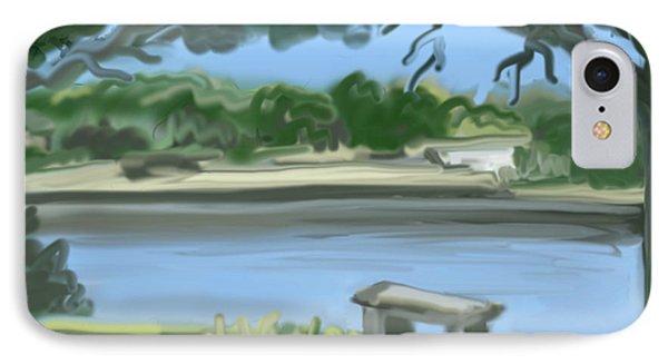 Rosemary Lake IPhone Case