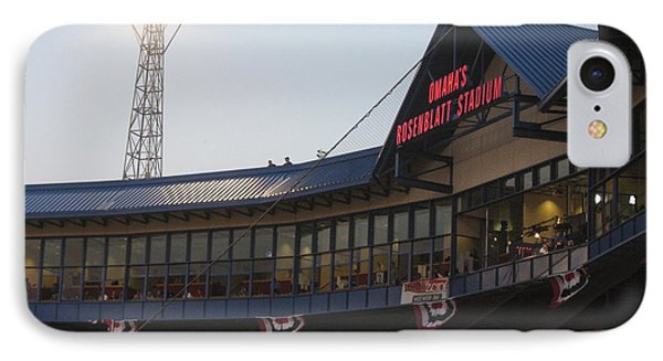 Rosenblatt Stadium IPhone Case