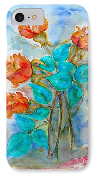 Roses Buds IPhone Case