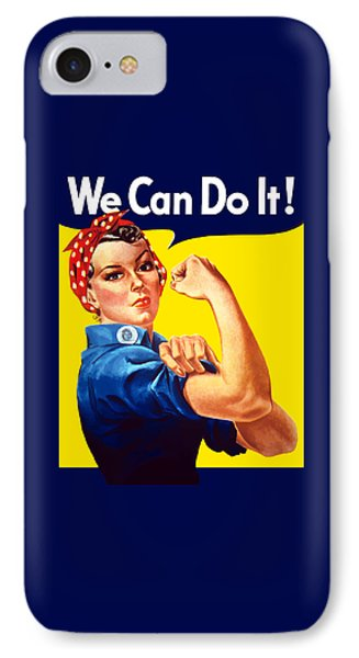 Rosie The Rivetor IPhone Case