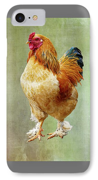 Otis T Rooster IPhone Case