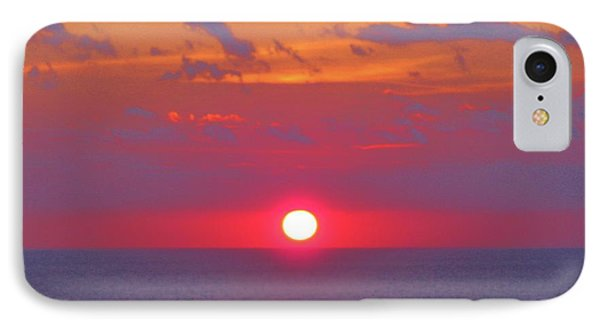 Rosy Sunrise IPhone Case