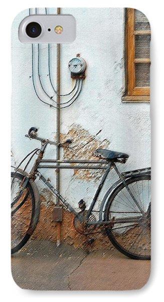 Rough Bike IPhone Case