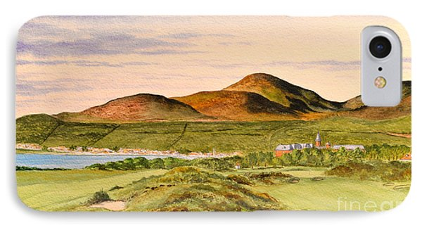 Royal County Down Golf Course IPhone Case