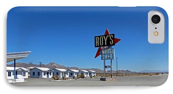 Roy's IPhone Case