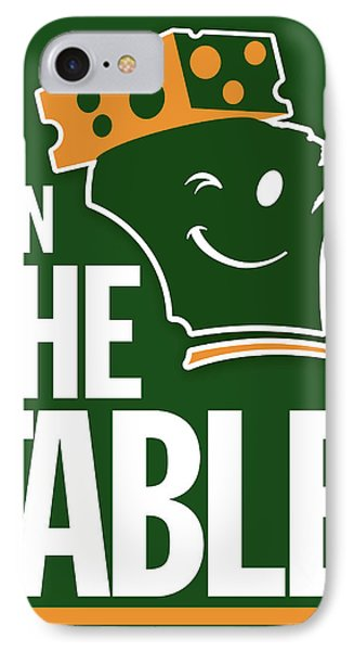 Run The Table IPhone Case