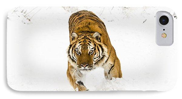Running Tiger IPhone Case
