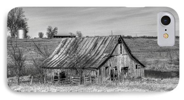 Rural Iowa IPhone Case