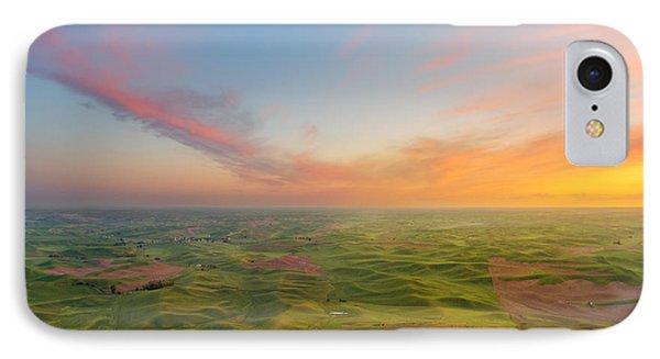 Rural Setting IPhone Case