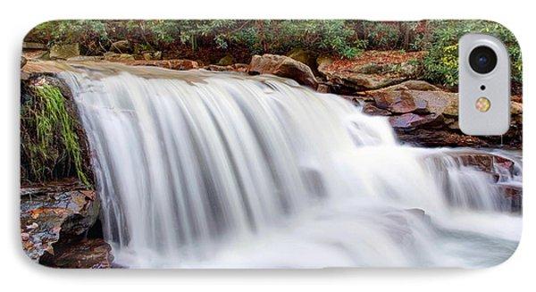 Rushing Waters Of Decker Creek IPhone Case