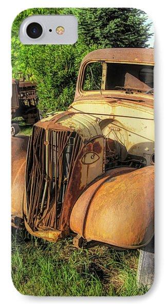 Rust Buddies IPhone Case