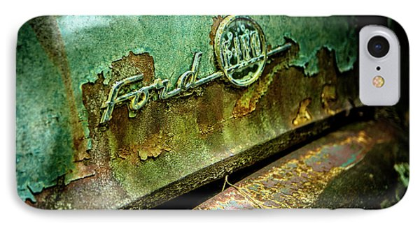 Rusted Ford IPhone Case