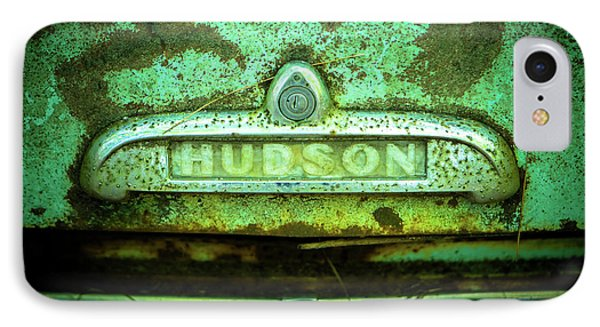 Rusted Hudson IPhone Case